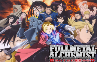 Fullmetal Alchemist: Brotherhood.